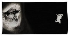 Peeping Tom - Psycho Hand Towel