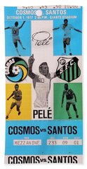 Pele Finale Hand Towel by Benjamin Yeager
