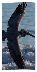 Pelican Flight Hand Towel