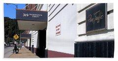 Penn Traffic Bldg - Johnstown Pa Bath Towel