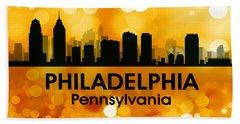 Philadelphia Pa 3 Hand Towel