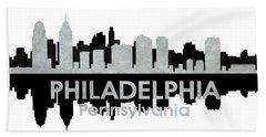 Philadelphia Pa 4 Hand Towel