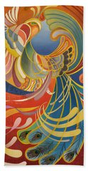 Phoenix Bath Towel