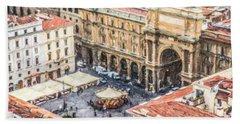 Piazza Della Repubblica Hand Towel