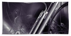 Bassoon Music Instrument Fine Art Prints Canvas Prints Greeting Cards In Color 3409.02 Bath Towel