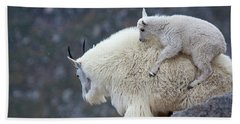 Piggyback Ride Bath Towel