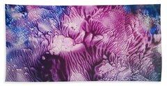 Pleiadian Sea Life Hand Towel