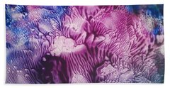 Pleiadian Sea Life Bath Towel