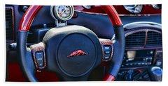 Plymouth Prowler Steering Wheel Hand Towel