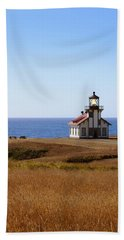 Point Cabrillo Light House Bath Towel