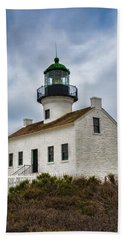 Point Loma Lighthouse Hand Towel