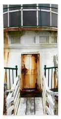 Point Reyes Historic Lighthouse Bath Towel