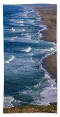 Point Reyes Long Beach Bath Towel