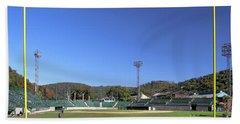 Point Stadium - Johnstown Bath Towel