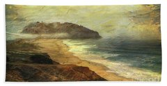 Point Sur Lighthouse Bath Towel