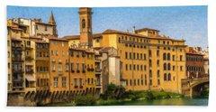 Ponte Vecchio Itl3304 Bath Towel