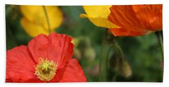 Poppy Iv Hand Towel