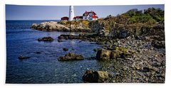 Portland Headlight 36 Bath Towel