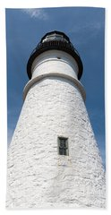 Portland Headlight IIi Bath Towel