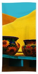 Portrait Of Taos Bath Towel
