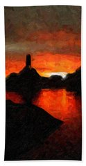 Powell Sunset Bath Towel