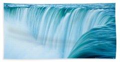 Power Of Niagara Falls Hand Towel