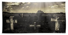 Prairie Graves Hand Towel