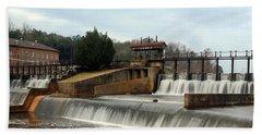 Prattville Dam Prattville Alabama Bath Towel