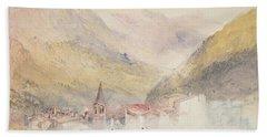 Pre St Didier, 1836 Bath Towel