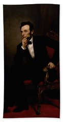 President Lincoln  Hand Towel