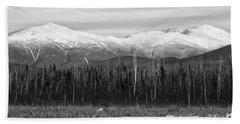 Presidential Range - Pondicherry Wildlife Refuge New Hampshire Bath Towel