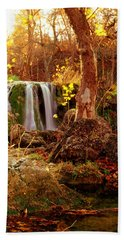 Price Falls 2 Of 5 Hand Towel by Jason Politte