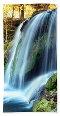 Price Falls 4 Of 5 Bath Towel by Jason Politte
