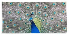Hand Towel featuring the photograph Pride by Caryl J Bohn