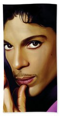 Prince Artwork Bath Towel