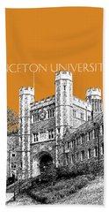 Princeton University - Dark Orange Hand Towel