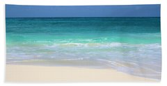 Pristine Beach Cancun Hand Towel