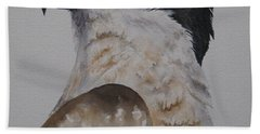 Proud Osprey Bath Towel