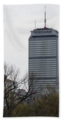 Prudential Tower Hand Towel