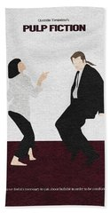 Pulp Fiction 2 Bath Towel