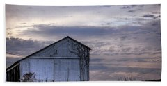 Bath Towel featuring the photograph Pure Country by Sennie Pierson