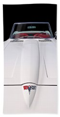 Pure Enjoyment - 1964 Corvette Stingray Bath Towel
