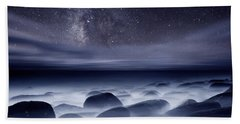 Quest For The Unknown Bath Towel by Jorge Maia
