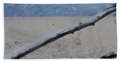 Bath Towel featuring the photograph Quiet Beach by Photographic Arts And Design Studio