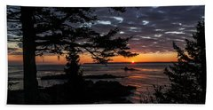 Quoddy Sunrise Bath Towel