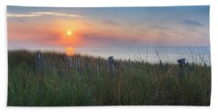 Race Point Sunset Hand Towel by Bill Wakeley