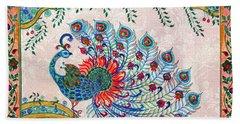 Madhubani Paintings Hand Towels