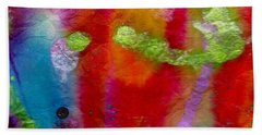 Rainbow Passion Bath Towel