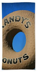 Randy's Big Donut Bath Towel