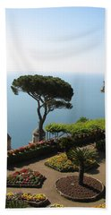 Bath Towel featuring the photograph Ravello by Carla Parris